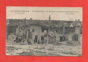 En-Champagne-Cite-des-Marquises-apres-le-terrible-bombardement-C3924