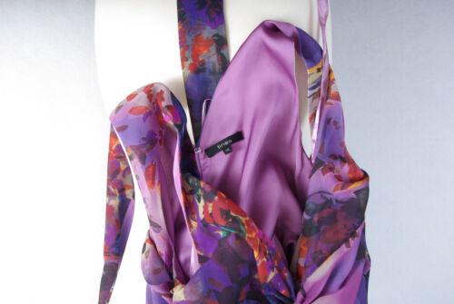 Vegan 72 longue sans P268 12 Robe Friendly Colourful taille manches Sexy Linea wn4xFqIfZ