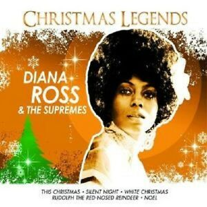 DIANA-ROSS-amp-THE-SUPREMES-034-CHRISTMAS-LEGENDS-034-CD-NEU