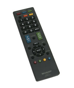 Details about New Remote Control GB096WJSA for SHARP Smart TV
