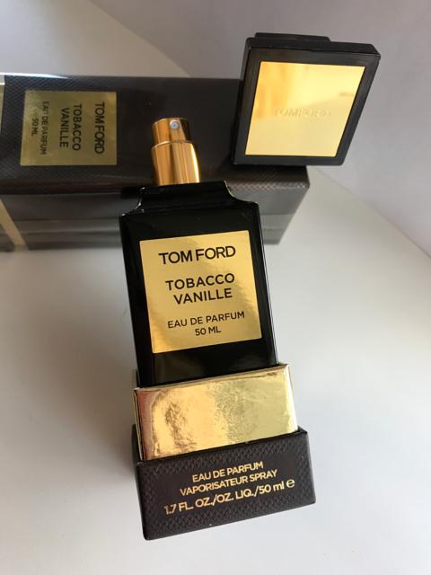 Tom Ford Tobacco Vanille Eau De Parfum 1 7oz 50 Ml For Sale Online Ebay