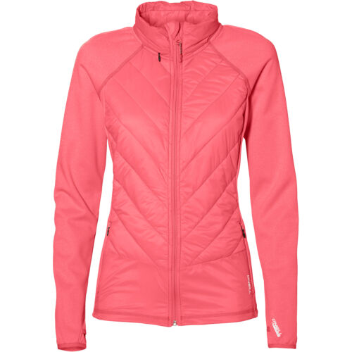 Fleece O'neill Hooded Jacket Pink Baffle Resistente All'acqua Pw OwBHqBTS