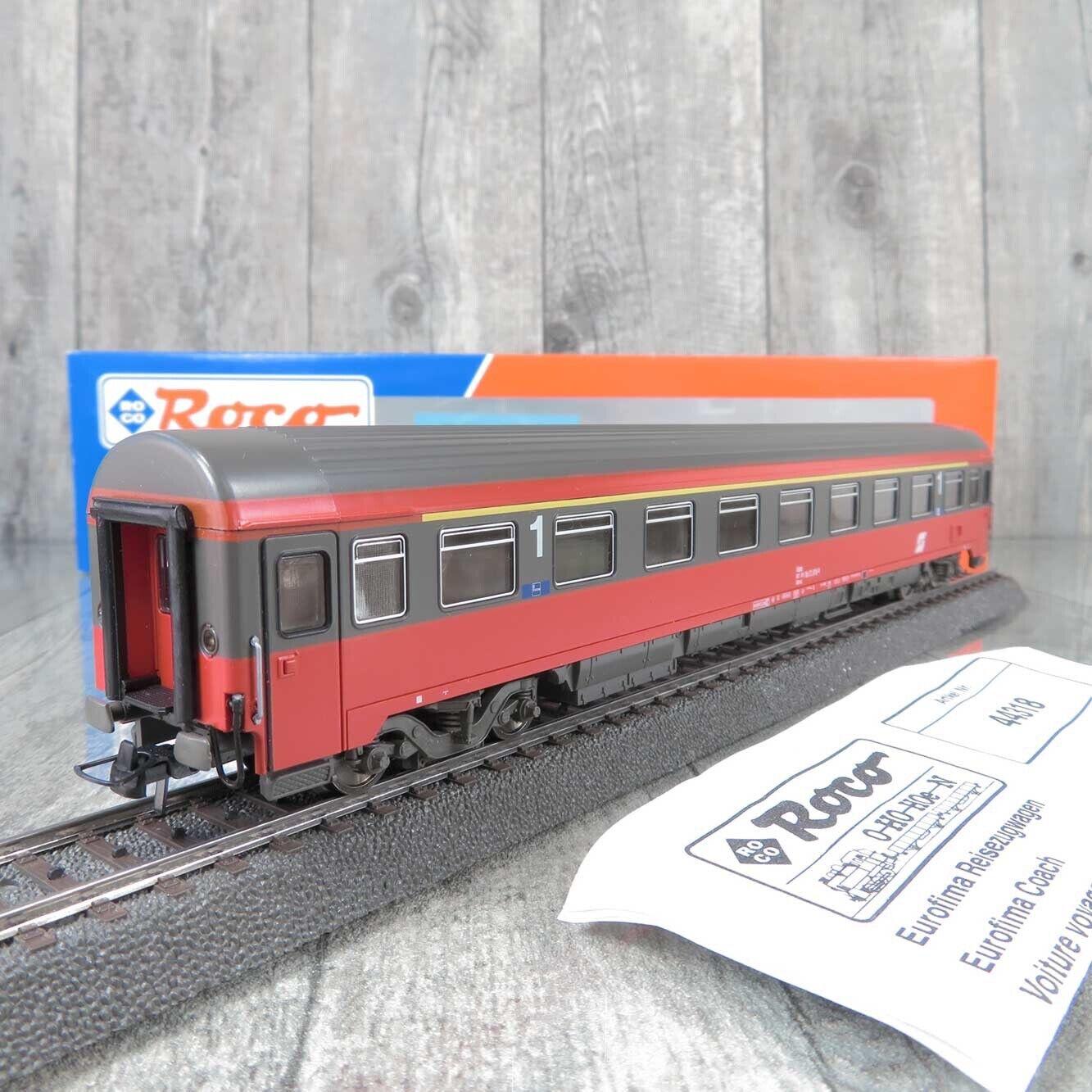 ROCO für AC 44318 - 1 100 - ÖBB - 1.Klasse - Beleuchtet - OVP -  E23558