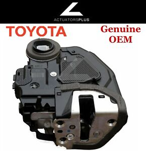 Toyota Tundra Genuine OEM Rear Right Door Lock Actuator 2007-2019 **Lifetime**