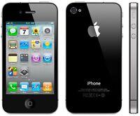APPLE Apple iPhone 4S 16GB Black Smartphone Network Vodafone Genuine UK Touch