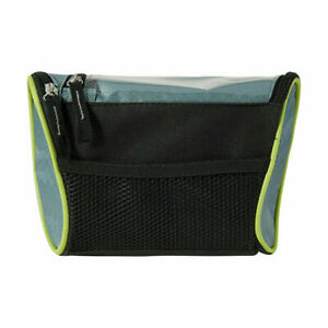 Handlebar-Bag-with-Phone-Holder-Suitable-For-Mobile-Phones-Black-Carrier-Top-R1