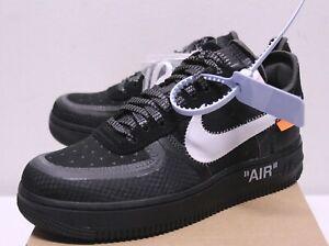 Nike Air Force 1 x Off White AF1 Black