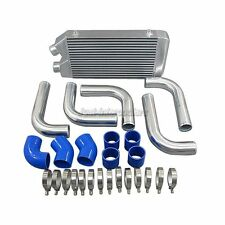 "FMIC 25""x11""x3"" INTERCOOLER KIT FOR 240SX S13 S14 S15 Chassis with RB20 or RB25"