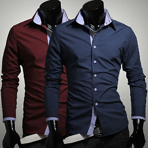 About different types of Men's Shirts. Shirts are tricky to define, simply because there are so many styles. From the flannel shirts that are easily incorporated into casual looks, to the men's oxford shirt that help define formal wear, shirts play a big part in men's apparel, and they'll continue to do so.