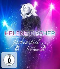 Helene Fischer-gioco di colori Live-la tournée BLU-RAY NUOVO
