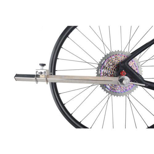 Premium Bike Derailleur Hanger Alignment Gauge Tool Correcter Building Kit