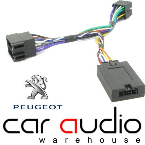 Peugeot 307 2002-2005 Pioneer Auto Estéreo Radio interfaz de volante tallo