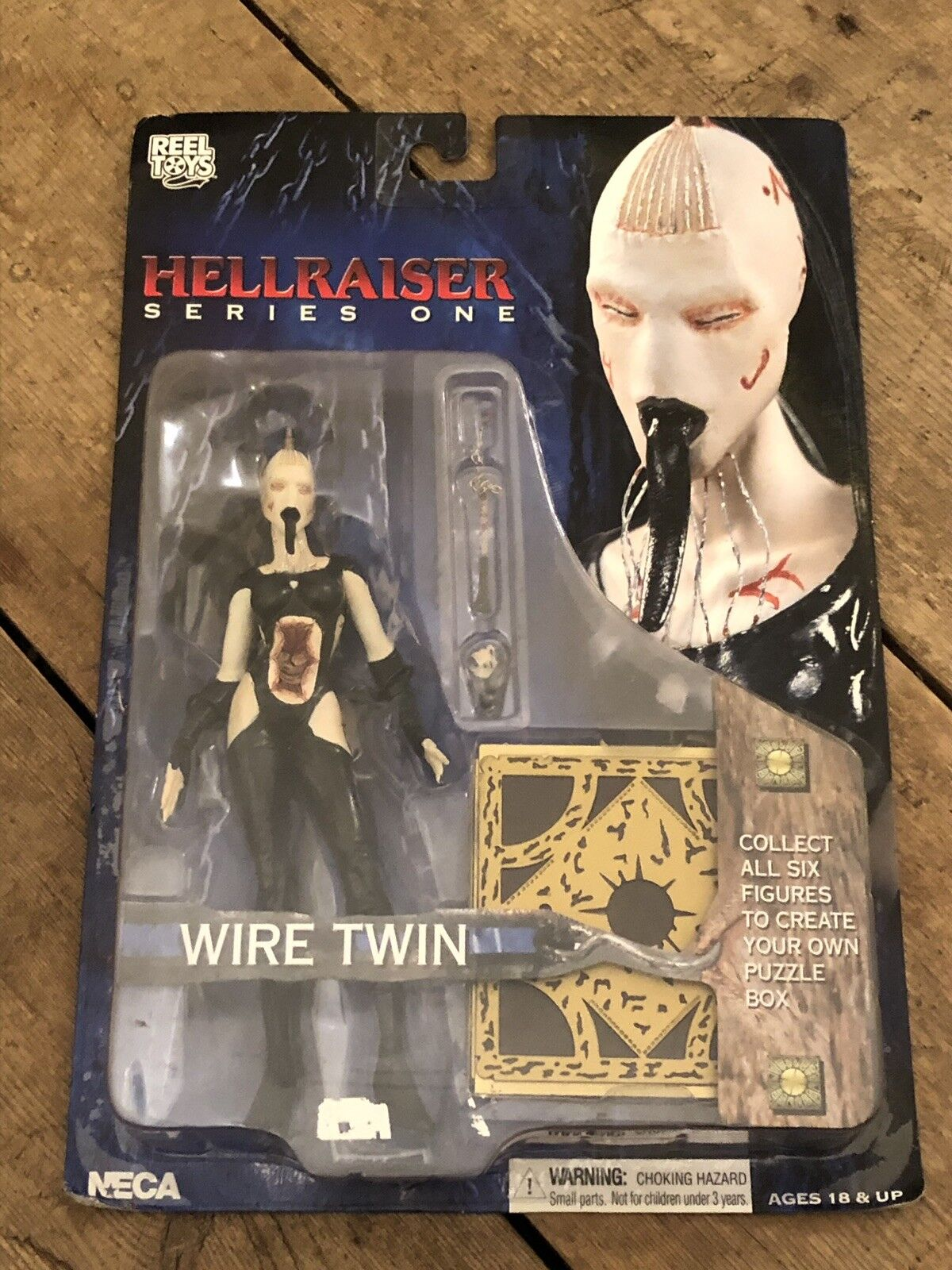 NECA Hellraiser Series 1 Wire Twin AFHRS1 25