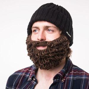 71ddb700dce Image is loading Beardo-Burly-Lumberjack-Detachable-amp-Adjustable-Beard-Hat -