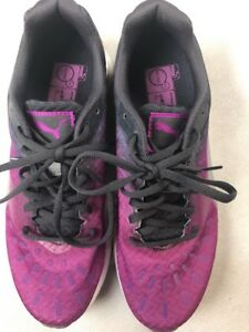 Details about Puma Speed 300 Ignite Purple Silver Womens Size 6.5 UK In as new condition