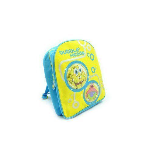SPONGEBOB SQUAREPANTS Kids enfants bulle HEADS école sac d/'épaule Sac à dos