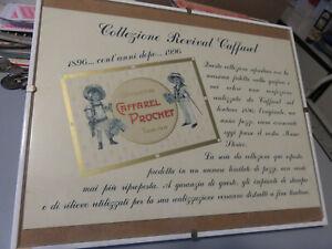 Cameo Publicité Caffarel Torino Brochure Collection Revival