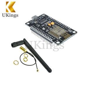 Details about ESP-12E CH340G Wemos ESP8266 WIFI Network Development Board  for Arduino NodeMcu