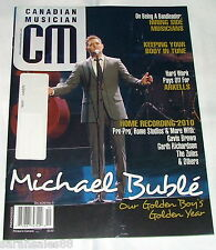 2010 CANADIAN MUSICIAN Magazine: Michael Bublé, ARKELLS, How to Use Arpeggios