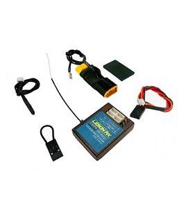 Free Shipping ! Lemon Rx DSMX Compatible Full Range Telemetry System T-Plug