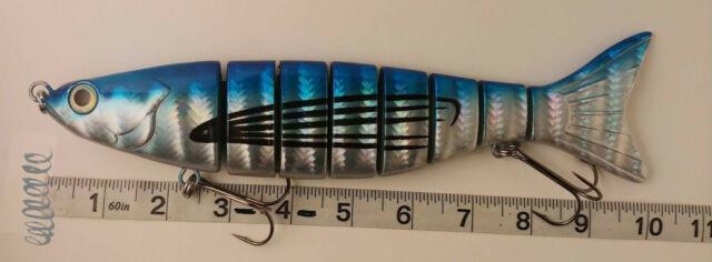 "1 pack of 0.75/"" long Micro Larva ice fishing 1 last cast lures euro plastics"