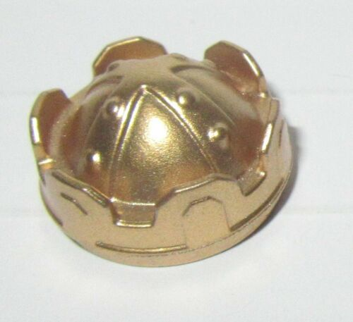 Playmobil Couronne Brillante Dorée  Roi  iso3 empereur  NEUF