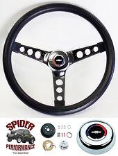 """1969-1994 Camaro steering wheel CLASSIC BOWTIE 13 1/2"""" Grant steering wheel"""