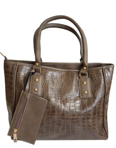 G-19 Damen Tasche Shopper Handtasche Schultertasche Schultasche Neu