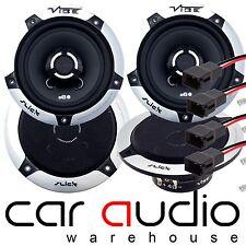 Renault Clio MK3 Vibe 13cm 840 Watts Front & Rear Door Car Speakers Upgrade Kit