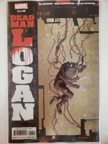 Dead Man Logan #4 Marvel VF//NM Comics Book