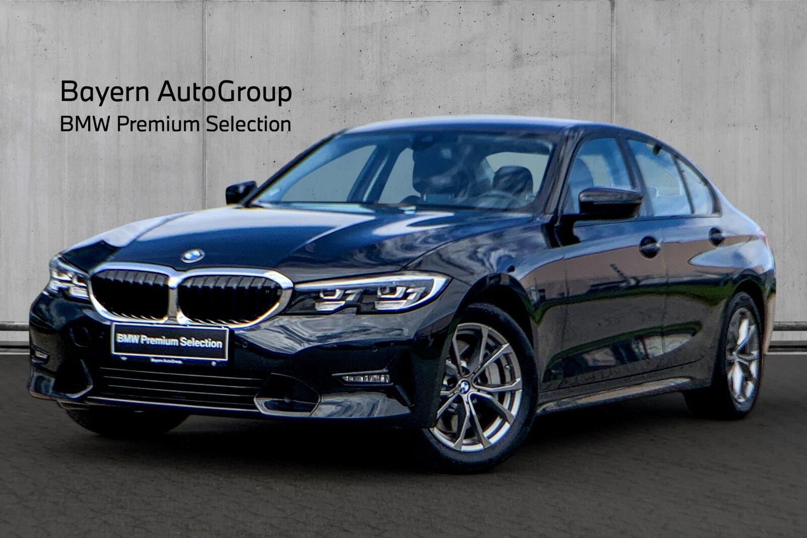 BMW 330i 2,0 Sport Line aut. 4d - 469.900 kr.