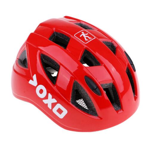Adjustable Kids Helmets Head Protector for Cycling Riding Skating Skateboard