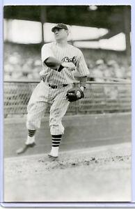 Old-Baseball-Photo-Postcard-Pat-Malone