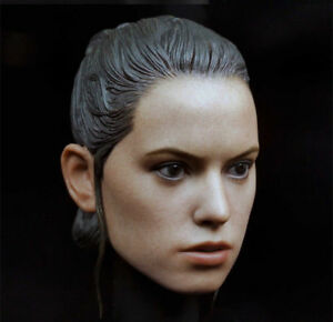 1-6-Star-Wars-The-Force-Awak-Ray-Head-Sculpt-Model-F-12-034-Female-Action-Figure