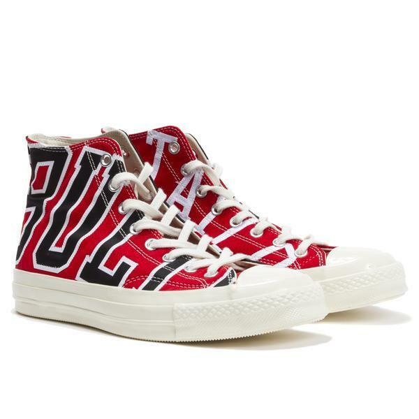Converse Chuck Taylor All Star 70s Hi Gameday Chicago Bulls Size 9 Trainers NBA