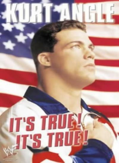 It's True! It's True! By Kurt Angle, John Harper. 9780007132423
