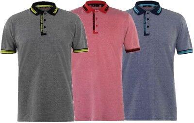✅ Pierre Cardin Herren Poloshirt Freizeitshirt T-shirt Sommershirt Freizeithemd