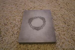 Elder-Scrolls-Online-Summerset-Collector-039-s-edition-Steelbook-Rare