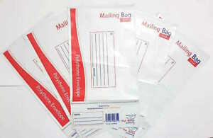 Premium-Strong-Postal-Polythene-Postage-Bags-White-Plastic-Mailing-All-Size-New