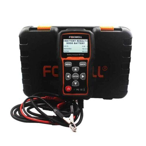 FOXWELL BT70512V Battery Analyzer Tool Car Diagnostic Tester Scanner Detector dl