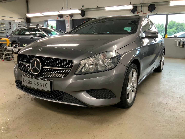 Mercedes-Benz A180 1,5 CDi Urban