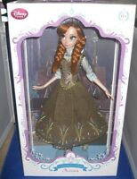 Disney Frozen Princess Anna Limited Edition Collection Authenic Doll,