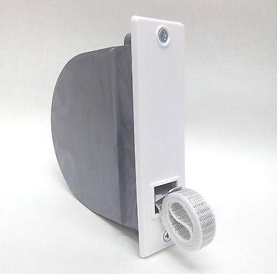 Mini Gurtwickler für Rollladen Wickler 9m 14mm Gurt Rolladen Gurtkasten