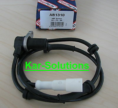 GENUINE MG ROVER MGF MGTF FRONT ABS WHEEL SPEED SENSOR SSB100790 TF NOT HANDED!