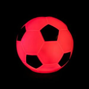Futbol-cambia-de-Color-Luz-Led-Azul-rojo-brillo-ideal-regalo-NUEVO