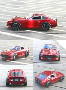 NISSAN-1971-DATSUN-240Z-1-18-Maisto-Diecast-Modello-Auto-allory-con-controllo-di-forza