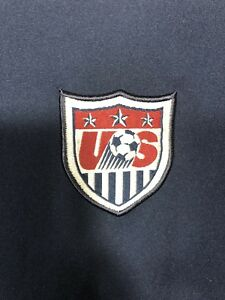 de0563a2f Nike Team USA Soccer T Shirt Vented Mens S Red White And Blue