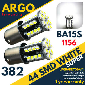 Fits-VW-Reverse-Golf-MK4-Led-Bulb-White-Bayonet-Xenon-Reversing-Smd-Light-Bulbs