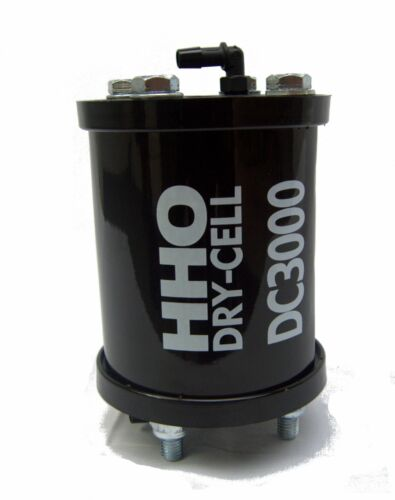 DC3000 HHO Dry Cell HHO production for engines 2.5-4.2 Litres.