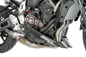 ENGINE-SPOILER-PUIG-YAMAHA-MT-07-AKRAPOVIC-EXHAUST-14-039-18-039-MATT-BLACK